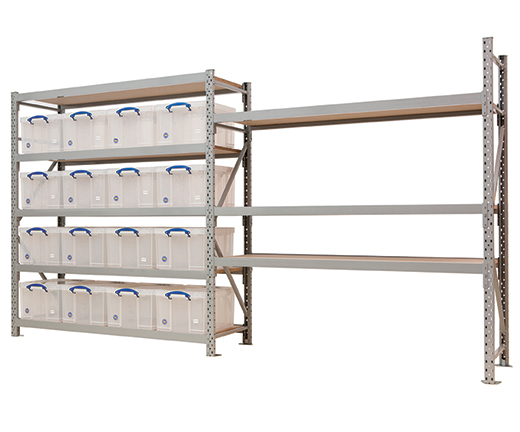 Storage products, shelving image